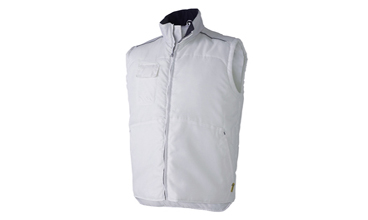 Gilet anti-froid basic blanc