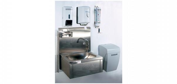 Concept global pour le lavage des mains