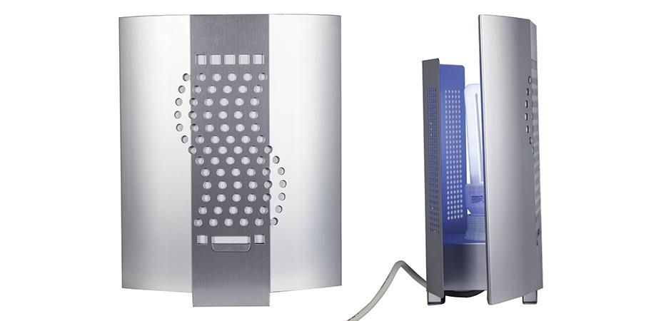 Desinsectiseur Lampe glue design