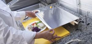 papier aluminium protection des aliments