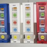 Le Sanipousse 2 et ses modules, le produit historique de la gamme Sanipousse !