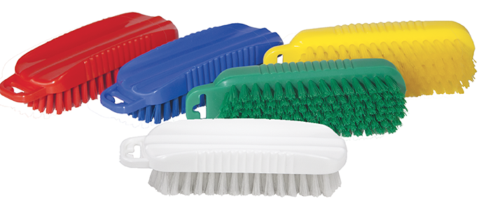 Brosses ongles multi usages sanipousse - Lavage des mains en cuisine collective ...