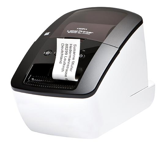 imprimante d'étiquettes de traçabilité pour la restauration