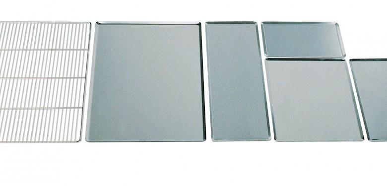Plaques et grilles p tissi res sanipousse for Plaque inox adhesive