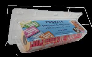 Étiquettes Prodate de traçabilité alimentaire