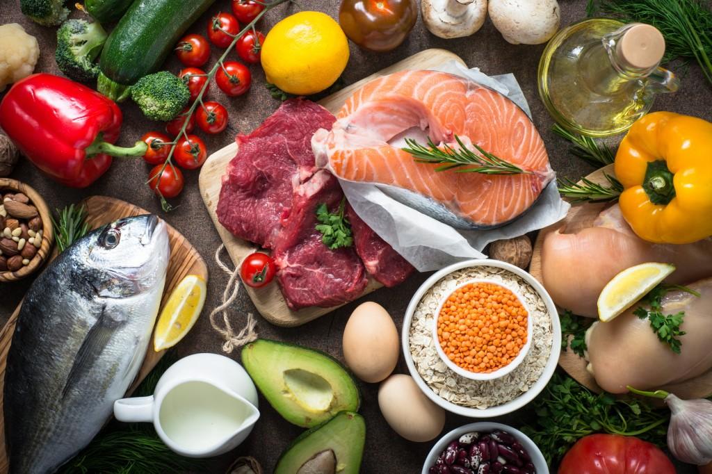 Contaminations croisées : viande poisson légumes