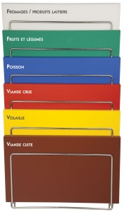 Exemple d'utilisation des planches de couleurs