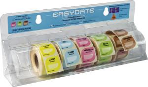 Easydate - étiquettes pour la traçabilité alimentaire