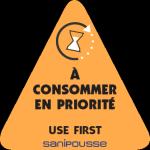 étiquette consommation prioritaire cuisine