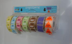distributeur étiquettes traçabilité alimentaire