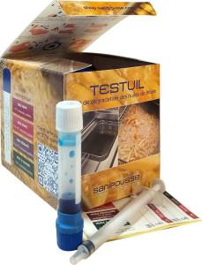TESTUIL - test de dégradation des huiles de friture